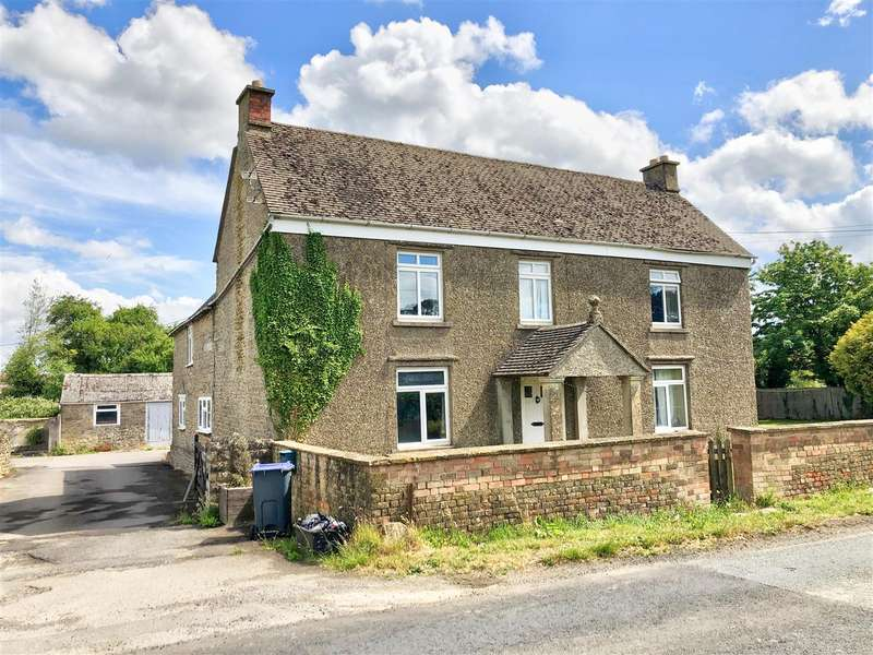 4 Bedrooms Detached House for sale in Little Somerford, Malmesbury