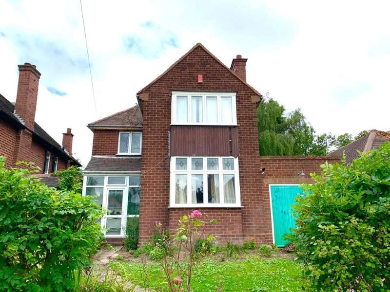 Detached House for sale in 4 Boscobel Road, Walsall, West Midlands