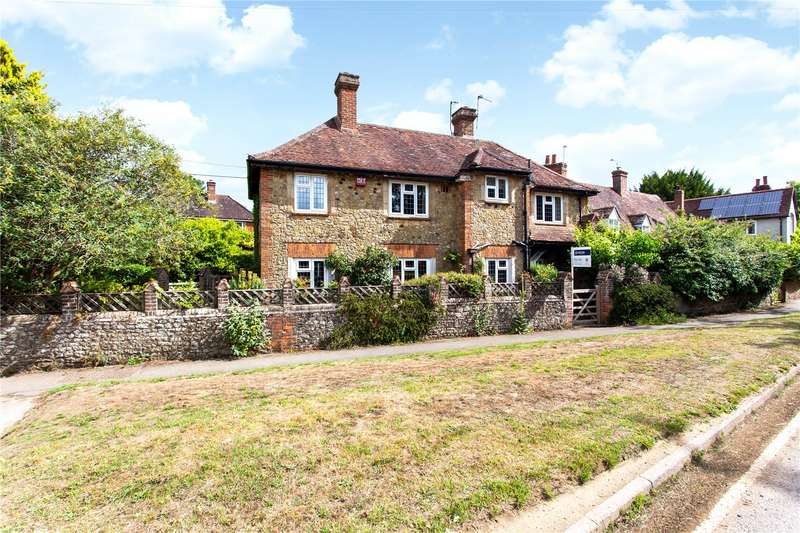 3 Bedrooms Detached House for sale in Fyning, Rogate, Petersfield, Hampshire, GU31