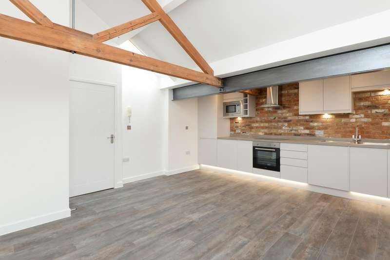 1 Bedroom Apartment Flat for sale in The Old Bakery, Victoria Crescent, Ashford, TN23