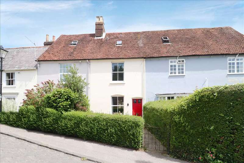 3 Bedrooms Cottage House for sale in Bridge Street, Titchfield