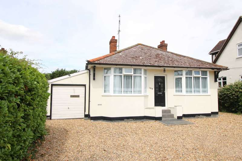 2 Bedrooms Detached Bungalow for sale in Goldhanger Road, Heybridge