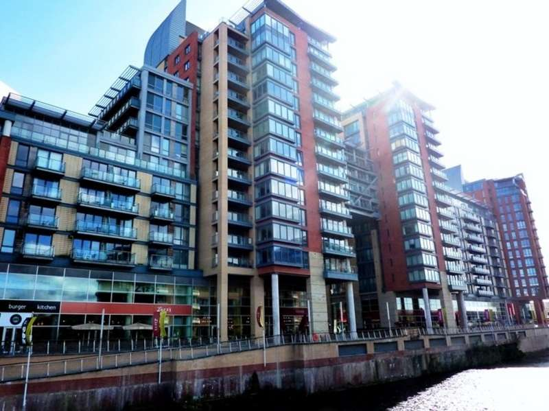 2 Bedrooms Apartment Flat for rent in Leftbank, Spinningfields, Manchester, M3