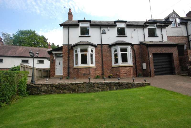 4 Bedrooms Detached House for sale in Dene Avenue, Rowlands Gill