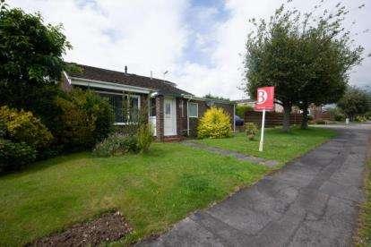 3 Bedrooms Bungalow for sale in Birchen Close, Dronfield Woodhouse, Dronfield, Derbyshire