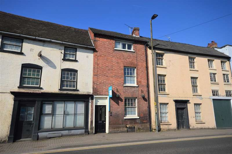 5 Bedrooms Town House for sale in Broad Street, Leominster