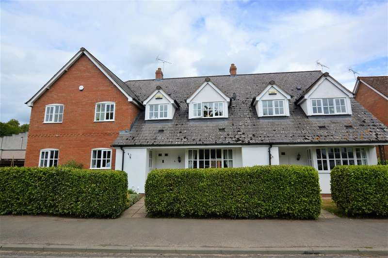 3 Bedrooms Terraced House for sale in Millstream Gardens, Eardisley, Hereford