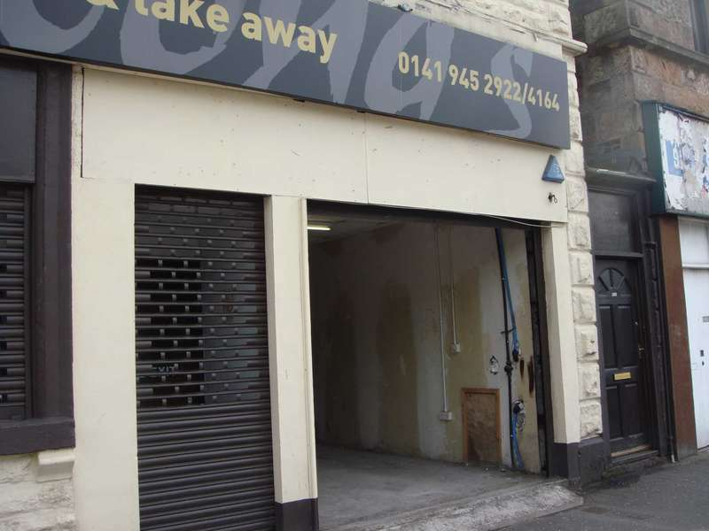 Commercial Property for rent in Commercial Unit To Let Maryhill Road
