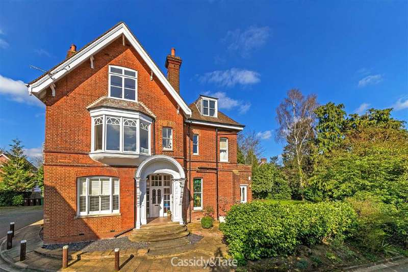 1 Bedroom Property for sale in Ramsey Lodge Court, St Albans, Hertfordshire - AL1 3QY
