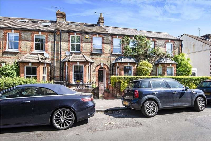 4 Bedrooms Terraced House for sale in Springfield Road, Windsor, Berkshire, SL4