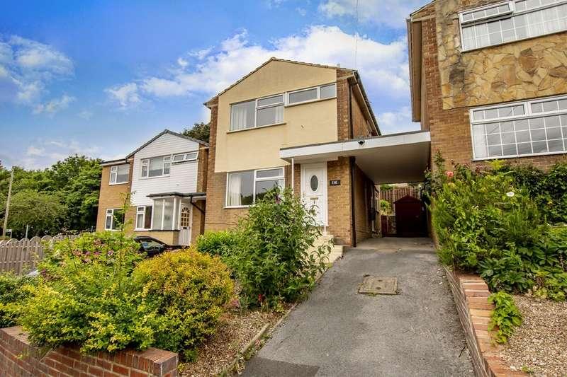 3 Bedrooms Detached House for sale in 116 Moor View Road, Woodseats, S8 0HJ