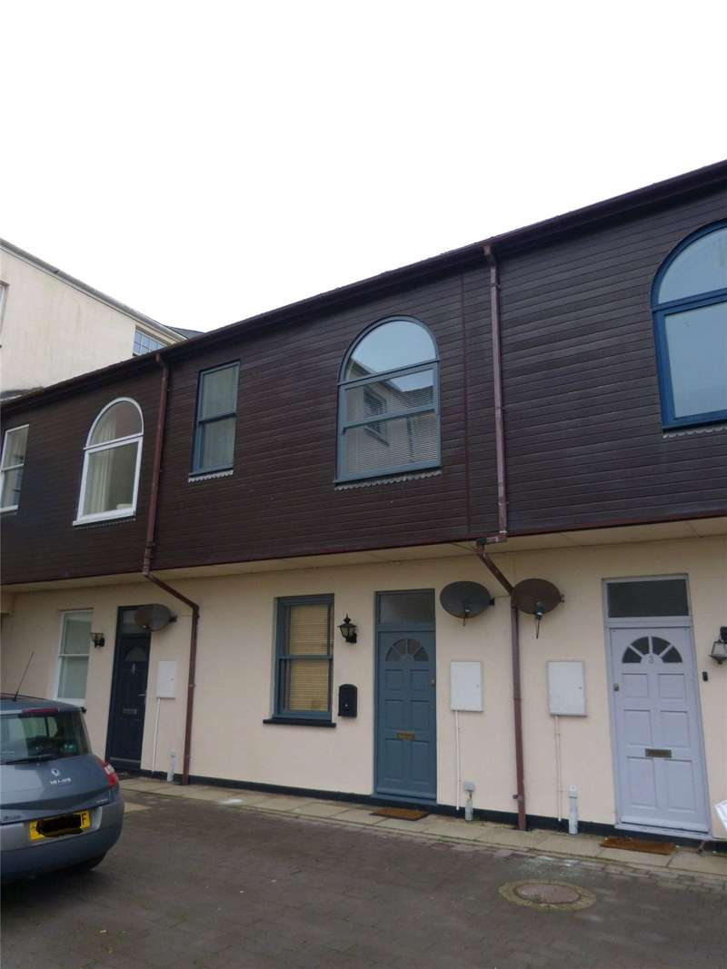 2 Bedrooms Terraced House for rent in Town Houses, Castle Mews, Market Street