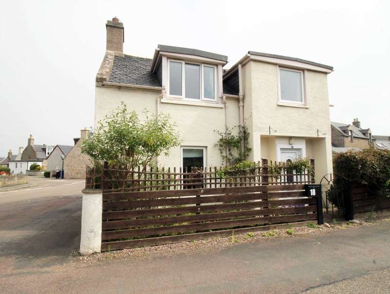 2 Bedrooms Detached House for sale in Caledonian Street, Nairn