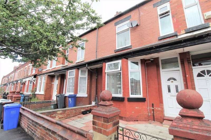 3 Bedrooms House for sale in Hector Road, Manchester