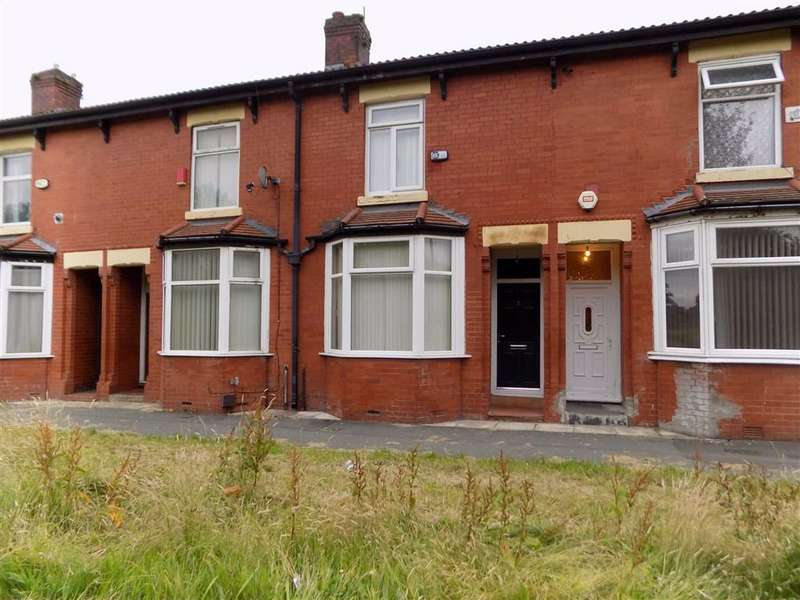 3 Bedrooms Terraced House for sale in Glencastle Road, Manchester