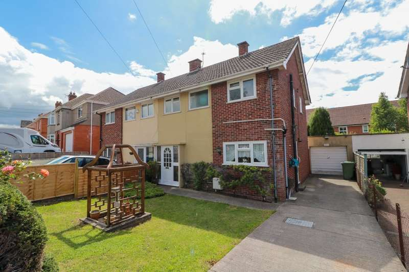 3 Bedrooms Semi Detached House for sale in Brooks Road, Street