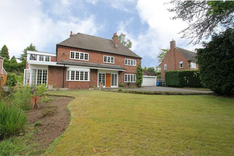5 Bedrooms Detached House for sale in Hampton Grove, Dunsley, Kinver, DY7
