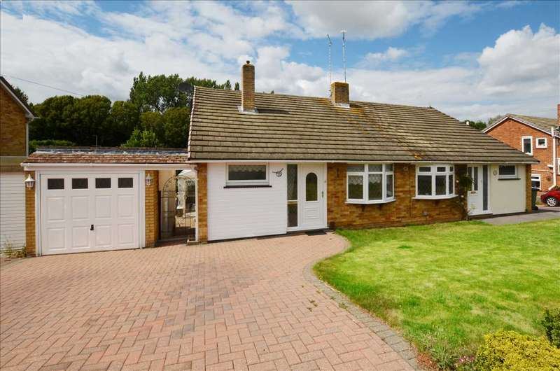 3 Bedrooms Semi Detached House for sale in Townhill Park