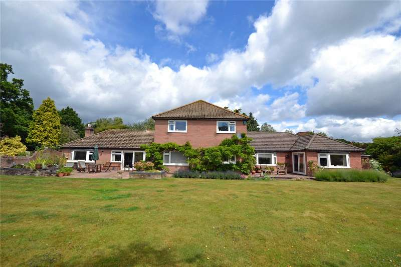 5 Bedrooms Detached House for sale in Coxhill, Boldre, Lymington, Hampshire, SO41