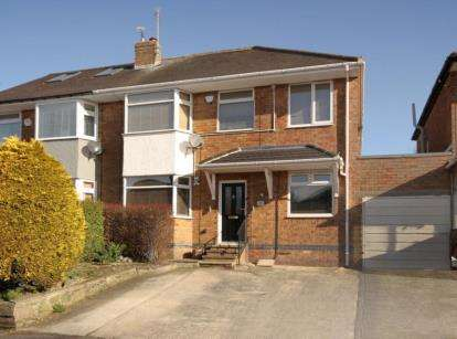 4 Bedrooms Semi Detached House for sale in Barncliffe Drive, Sheffield, South Yorkshire