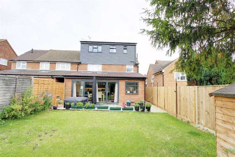4 Bedrooms Semi Detached House for sale in Tring, Hertfordshire