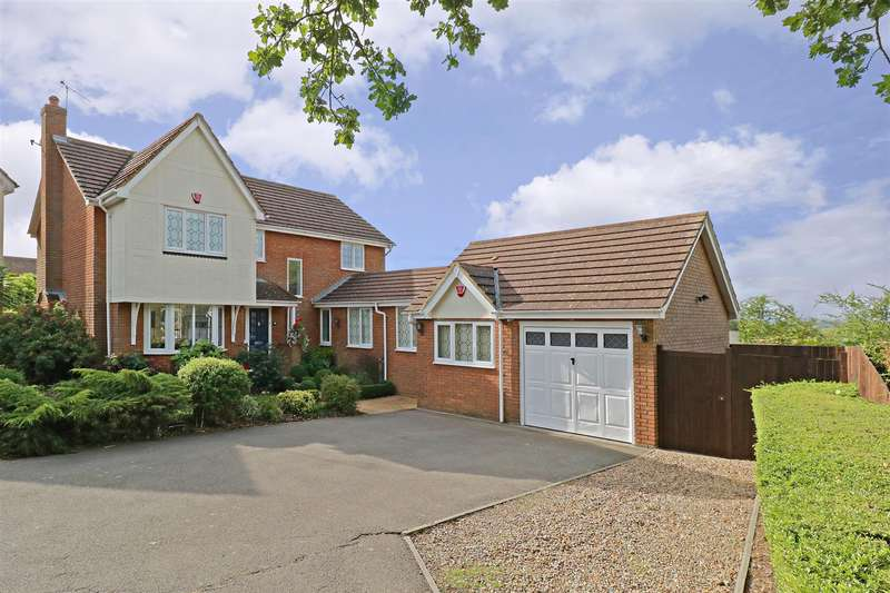 4 Bedrooms House for sale in Ribston Close, Shenley, Radlett
