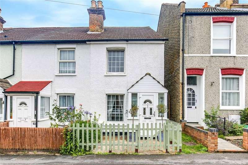 2 Bedrooms End Of Terrace House for sale in Eden Road, Beckenham, BR3