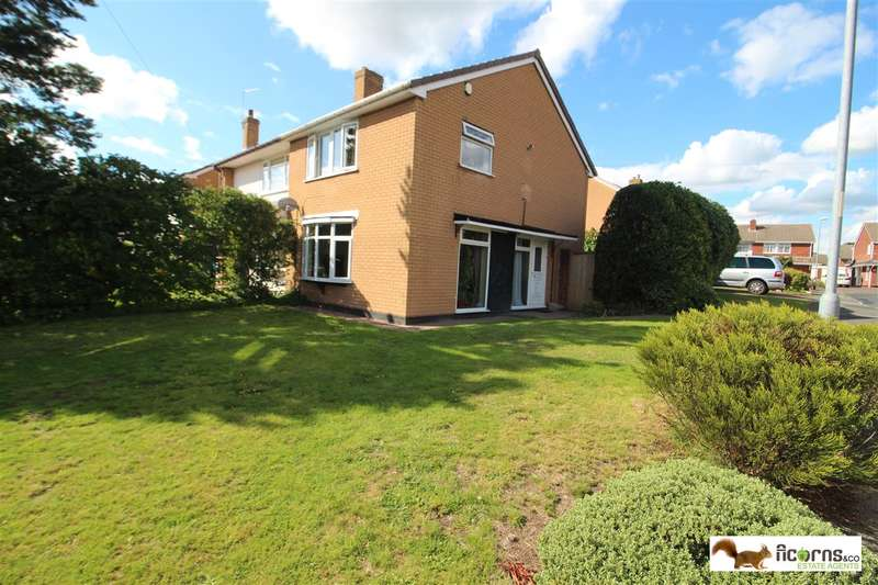 3 Bedrooms Semi Detached House for sale in Hill Wood, Pelsall