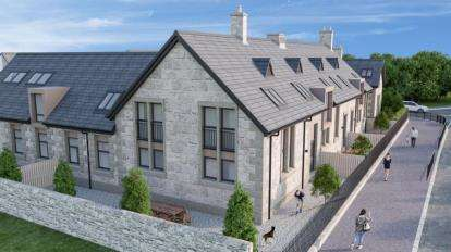 2 Bedrooms Flat for sale in The Primary, Gartshore Road, Kirkintilloch