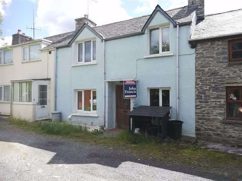 2 Bedrooms Cottage House for sale in Llanddewi Brefi, Tregaron
