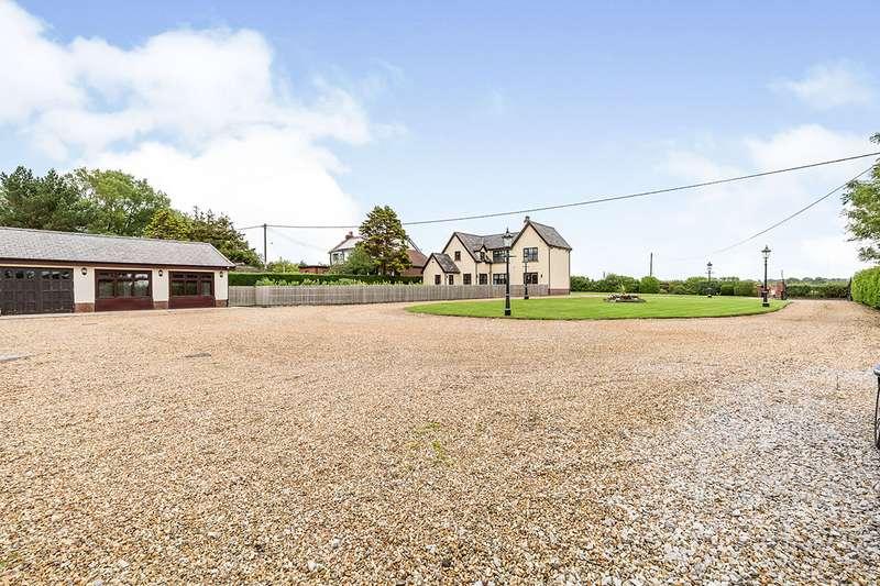 4 Bedrooms Detached House for sale in Copp Lane, Great Eccleston, Preston, PR3
