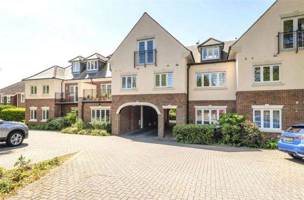 1 Bedroom Apartment Flat for sale in Flagstaff House, 75 Heath Road, Southampton