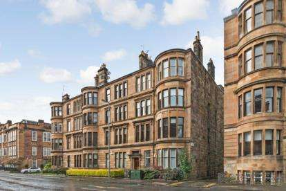 3 Bedrooms Flat for sale in Highburgh Road, Dowanhill