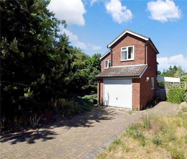 4 Bedrooms Detached House for sale in Ash Ground Close, Brantham, Manningtree
