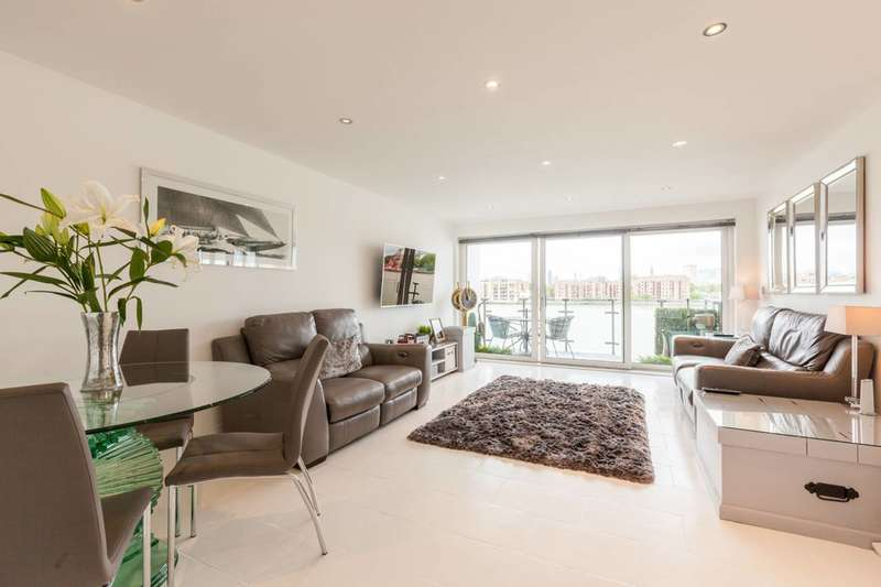 2 Bedrooms Flat for sale in Rotherhithe Street, Rotherhithe, SE16