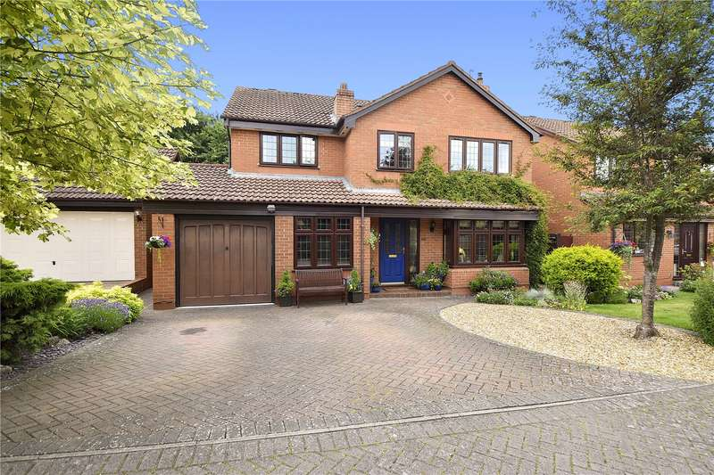5 Bedrooms Detached House for sale in Clifford Road, Droitwich Spa, Worcestershire