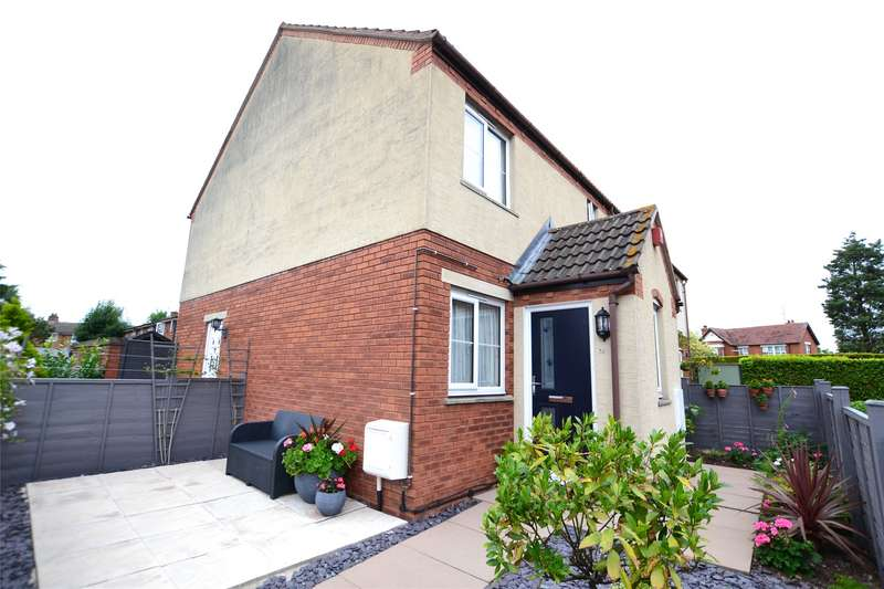 1 Bedroom End Of Terrace House for sale in Vervain Close, Churchdown, Gloucester, Gloucestershire, GL3