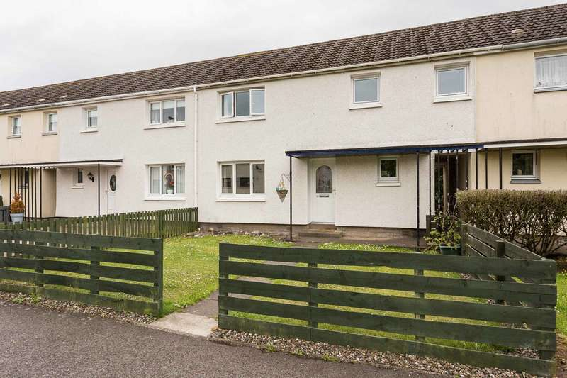 3 Bedrooms Villa House for sale in Charles Avenue, Arbroath, DD11 2HE