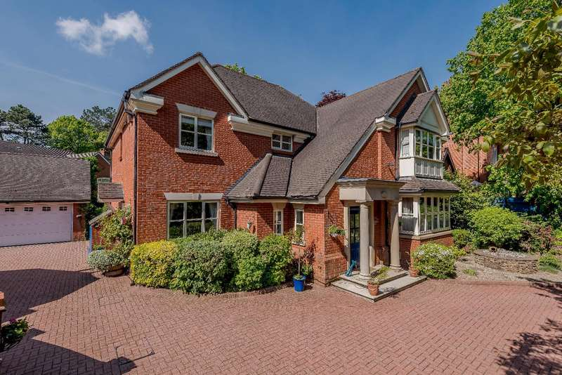 5 Bedrooms Detached House for sale in Hermitage Road, Edgbaston, Birmingham, West Midlands