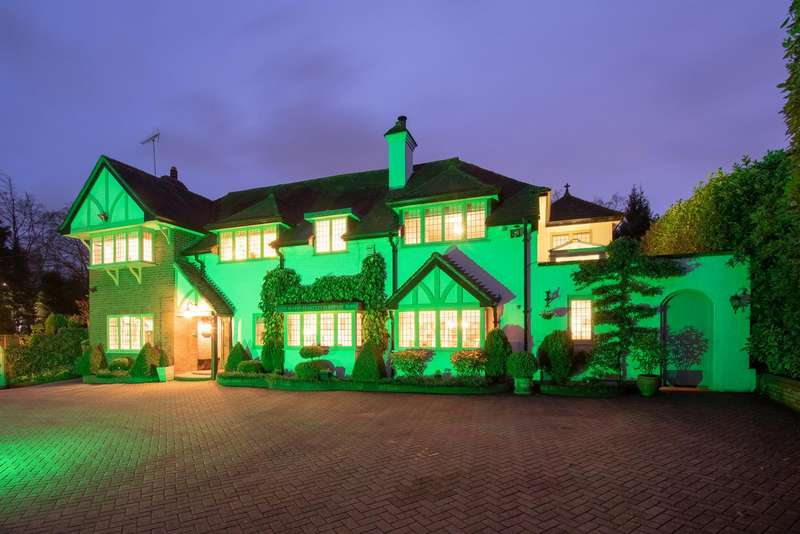 4 Bedrooms House for sale in Keepers Road, Little Aston, Sutton Coldfield
