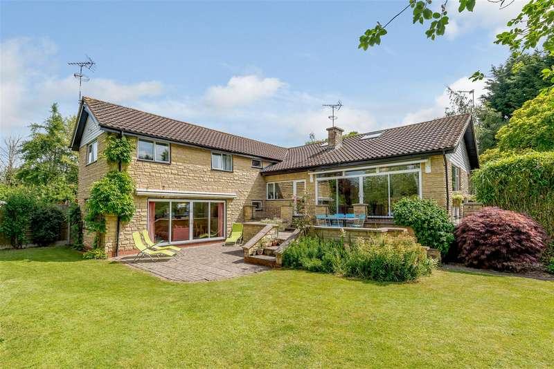 5 Bedrooms Detached House for sale in Williams Road, Radford Semele, Leamington Spa, Warwickshire