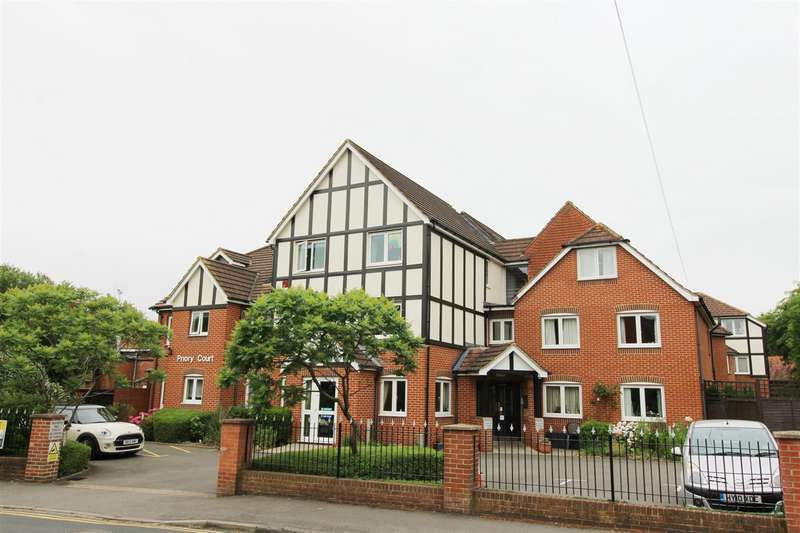 2 Bedrooms Retirement Property for sale in Priory Court, Caversham, Reading