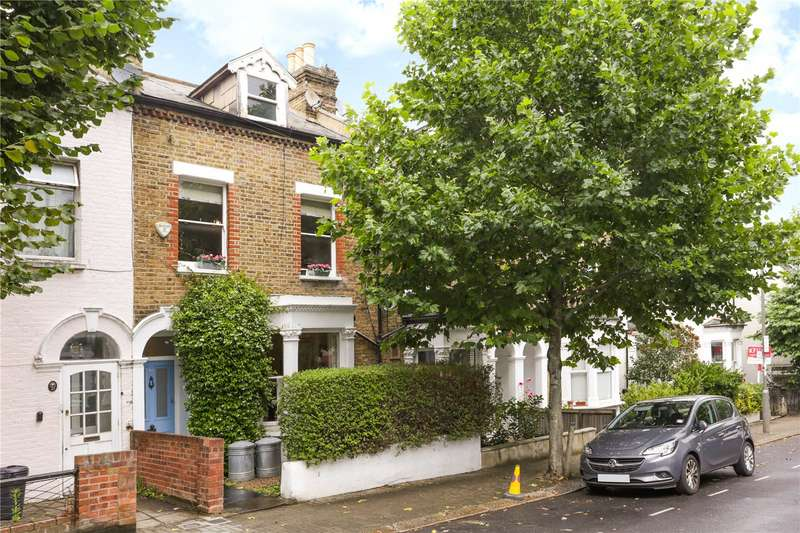 4 Bedrooms Terraced House for sale in Lebanon Gardens, London, SW18