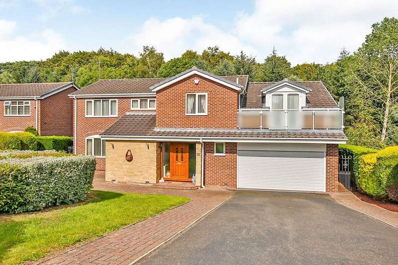 5 Bedrooms Detached House for sale in Longdean Park, Chester Le Street, DH3