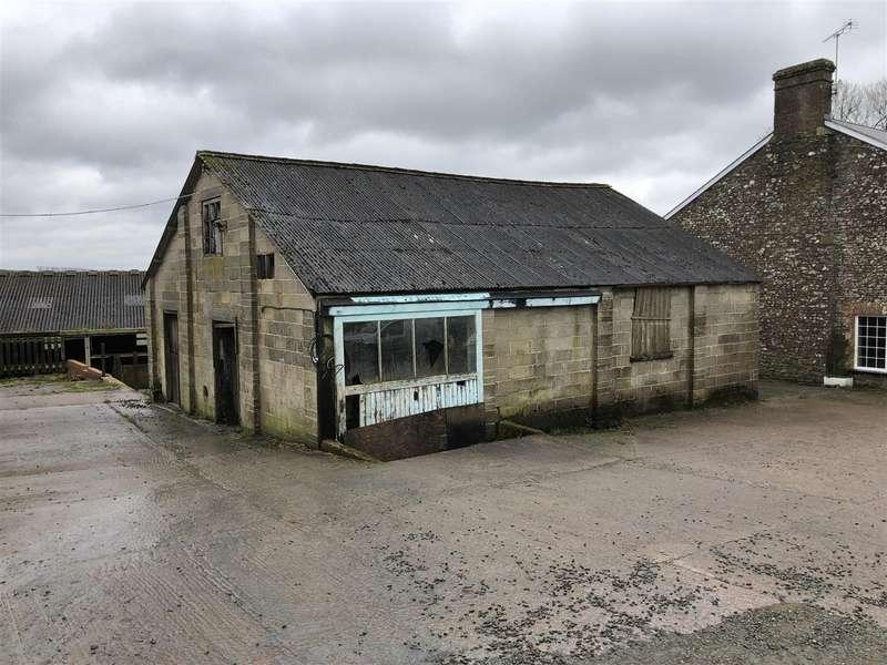 2 Bedrooms Property for sale in Kings Nympton, Umberleigh