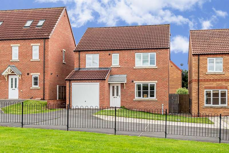 4 Bedrooms Detached House for sale in 4 Shepherds Hill, Pickering, YO18 7JQ