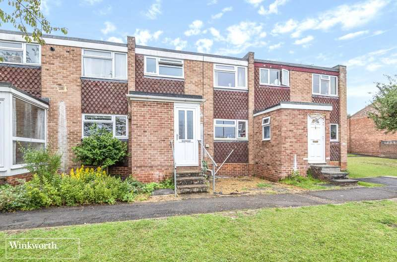 3 Bedrooms Terraced House for sale in Avon Walk, Basingstoke, Hampshire, RG21