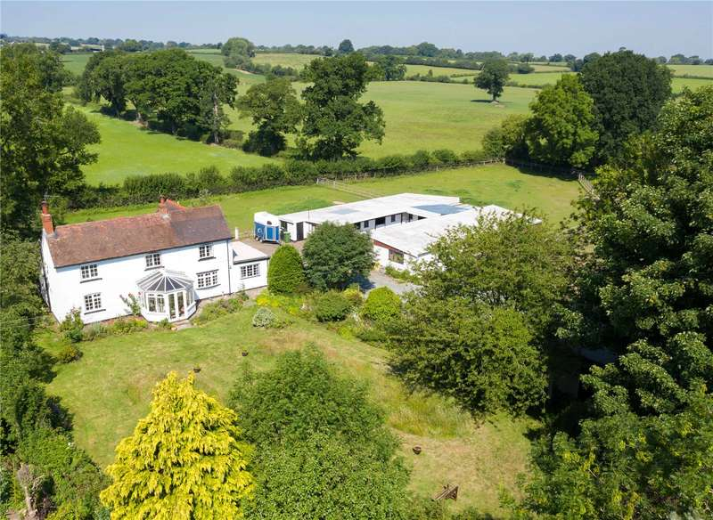 3 Bedrooms Detached House for sale in Cherry Trees, 23 Padmore, Church Stretton, Shropshire, SY6