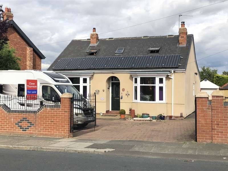 4 Bedrooms Detached Bungalow for sale in Barmpton Lane, Barmpton