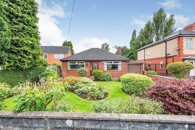 2 Bedrooms Detached Bungalow for sale in Duddle Lane, Walton-le-Dale, Preston, PR5